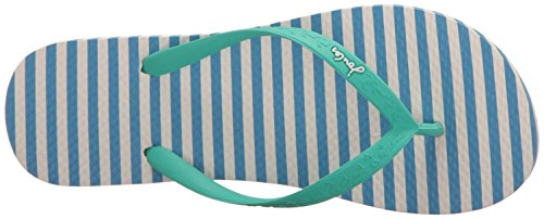 Tom Joule - Sandy, Infradito Donna Blue Ola Stripe