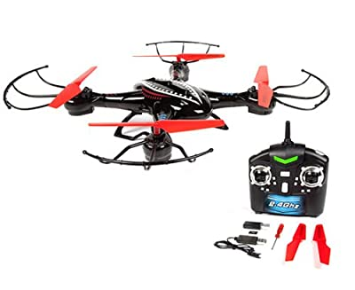 X11 Rc Drone Quadcopter 4 Channel Stunt 2.4ghz Spy 6 Axis Flying Ufo Aircraft.