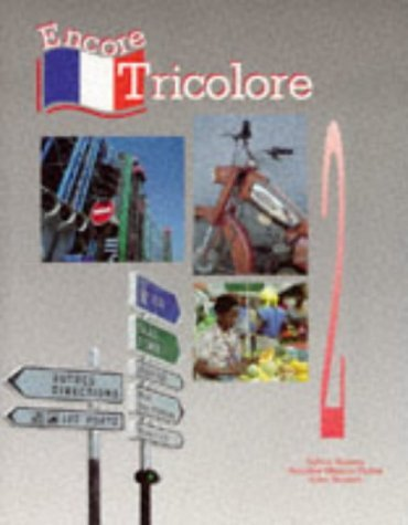 Encore Tricolore: Stage 2 by Sylvia Honnor (1993-05-05)