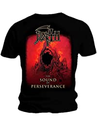 Ripleys Clothing Death 'The Sound Of Perseverence' T-Shirt