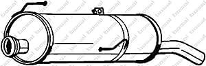 Bosal 190-313 Silencieux arrière