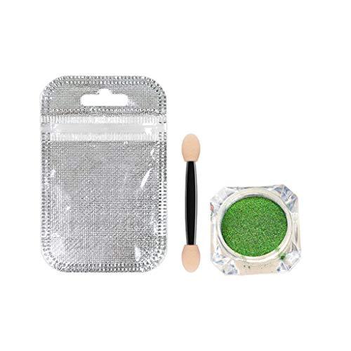 BOLANQ Wasserdichter Glitzerpigment-Lidschatten-Pulver-langlebiger Schimmer-Diamant einzeln - Pupa Augen-palette