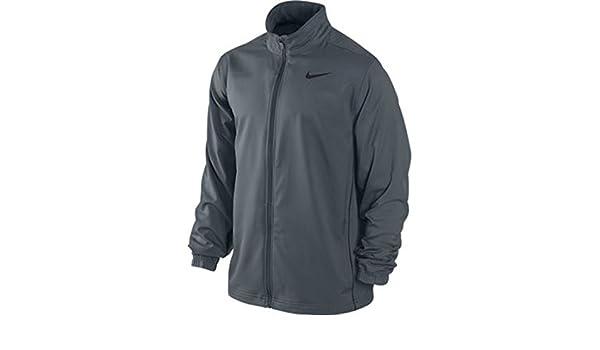 Nike Team, Jacke, gewebt Herren, Grau (Flint GreyFlint
