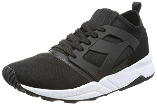 Diadora Evo Aeon, Sneaker a Collo Basso Unisex-Adulto Black