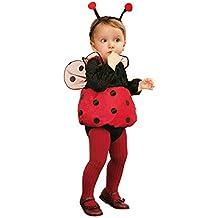 My Other Me Me-201309 Insectos Disfraz de mariquita para niña 7-12 meses df1e64311d5