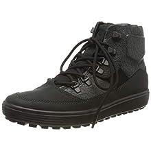 ECCO Women's Soft 7 Tred W Ankle Boots, Black (Black/Black 51052), 7 UK