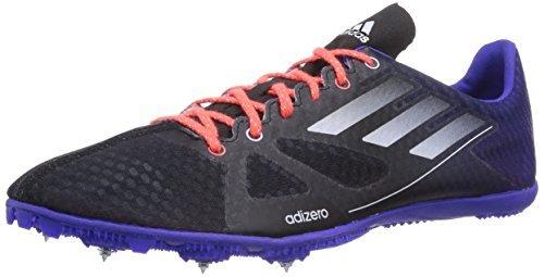 adidas Performance  Adizero Ambition 2, Chaussures de course pour compétition homme Noir - Noir