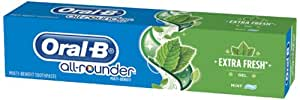 Oral B All Rounder Extra Fresh Gel Toothpaste - 140 g