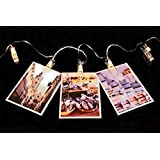 Tony Stark Copper String Battery Operated LED Lights - Set of 20