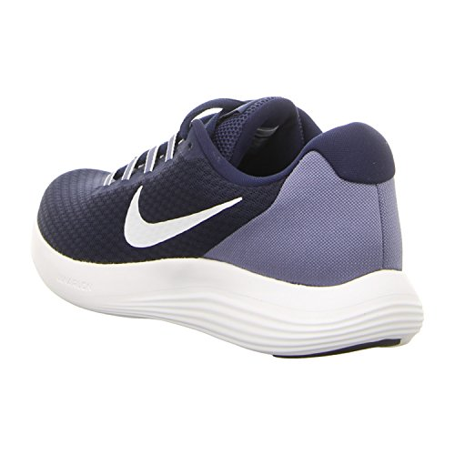 Nike 852462 401, Scarpe stringate uomo binary blue/white-bl
