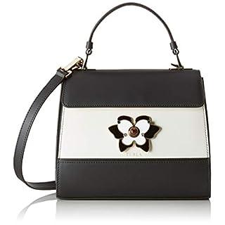 FURLA Altea, Women's Bag, Multicolour (Onyx+Petalo), 10x17x20 cm (B x H T)