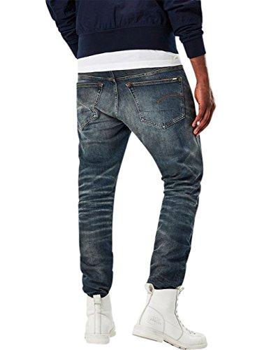 G-STAR RAW Herren Tapered Fit Jeans Blue Denim