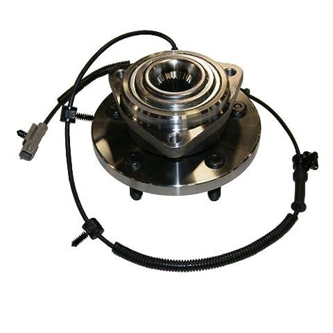 GMB 720-0351 Wheel Bearing Hub Assembly by GMB