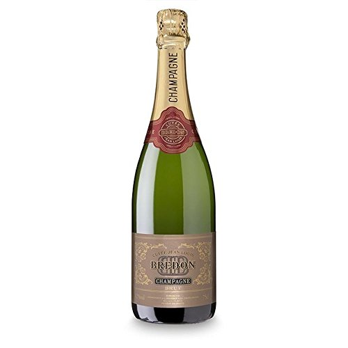 Bredon Brut Champagne NV 75cl - (Packung mit 6)