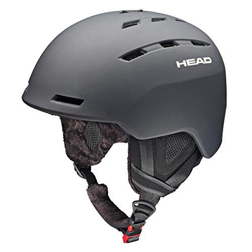 Head Varius Casco da sci, Unisex, Varius, Black, M/L