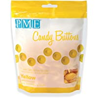 PME Candy Buttons  Yellow 340 g