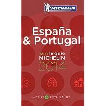 MICHELIN Espana & Portugal 2014: Hotels & Restaurants (MICHELIN Hotelführer)