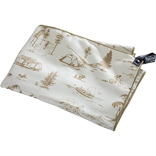 PackTowl Reisehandtuch Outdoorhandtuch Personal Handtuch