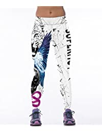 0b3e0b1c352ce9 Morbuy Damen Leggings, Sport Gym Yoga Workout Pants Basic Fitness Hohe  Taille Jogginghose Trainingshose Skinny Hosen Hose…