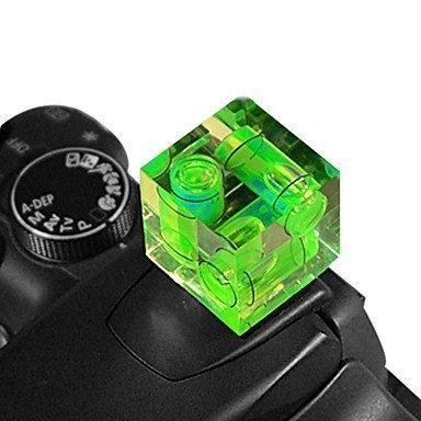mm Dreifach-Achse Blitzschuh Wasserwaage gradienter für DSLR-Kamera