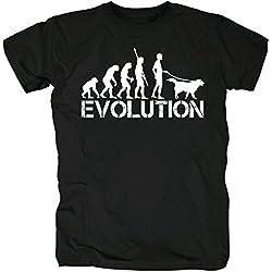 Camiseta de Perro evolución