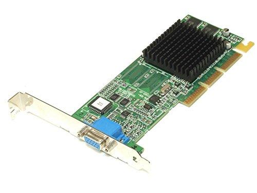 ATI R128P Rage 128 PRO 16MB AGP Video Grafikkarte 102731 02G813 07K113 109-73100 (Zertifiziert und Generalüberholt) -