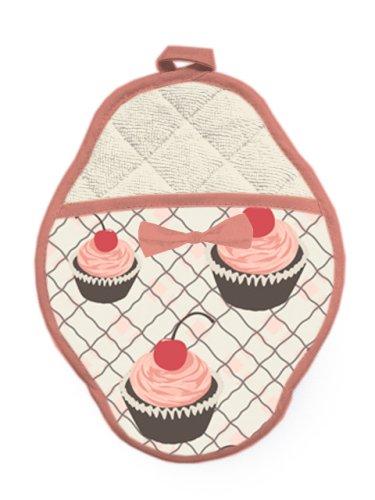 Jessie Steele Topfhandschuh Cherries Cupcake Jessie Steele Cherry Cupcake