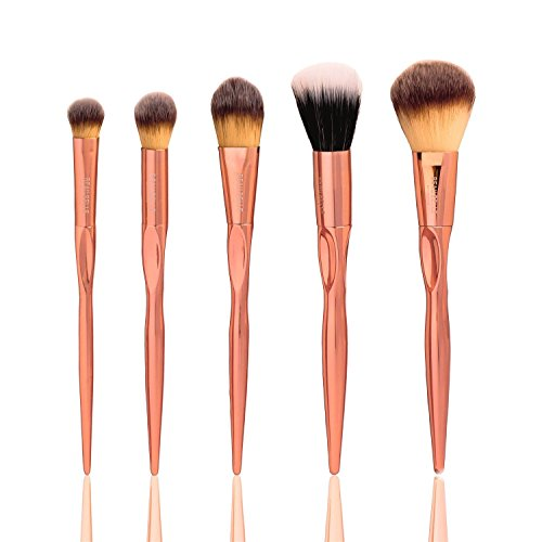 Beau Belle Pinceaux Maquillage - Rose Gold Pinceau - Pinceaux Maquillage Professionnel - Pinceaux Rose Gold - Make Up Brush - Make Up Brush Set - Pinceau Maquillage - Makeup Brushes - Makeup Brushes Set - Set De Pinceaux Maquillage - Pinceau Maquillage Set