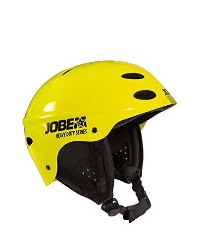 Jobe Heavy Duty WAKE Helmet Yellow Helm Wakeboardhelm Kitehelm Surfhelm Test