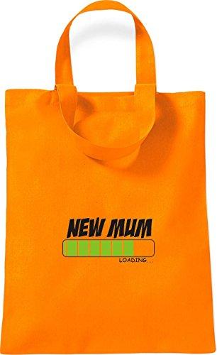 Colore Rosso Arancione shirt In Unita Caricamento Cotone Tinta T Piccola Nuova SgZWW8