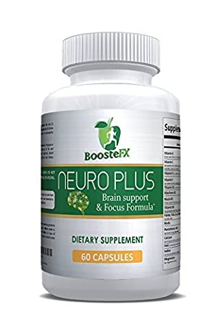 Premium Brain Support and Focus Formula - Promotes Natural Brain Function - For Enhanced Mental Performance, Focus and Clarity. 100% Lifetime Money Back Guarantee by (Enhanced Natural)