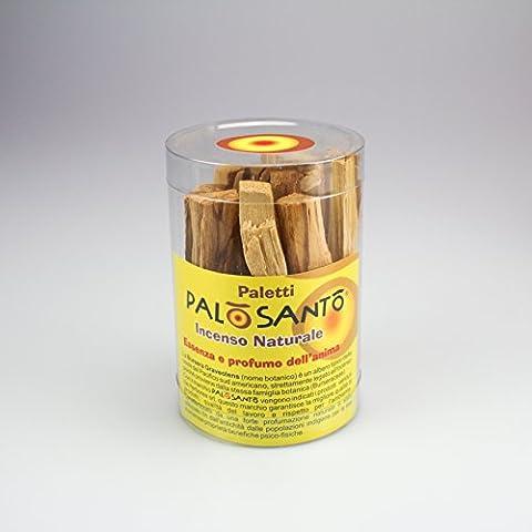 Incenso Palo Santo Paletti - gr. 55-65