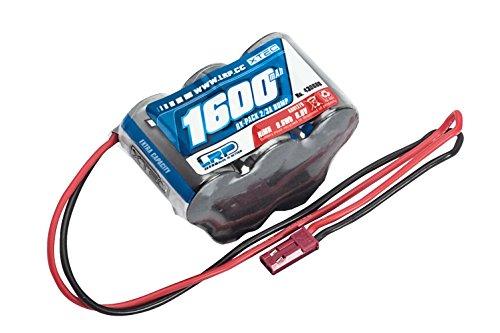 LRP Electronic 430600 - XTEC RX-Pack Hump 2/3A NiMH, BEC, 6.0V, 1600 mah Rx Pack