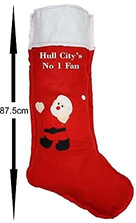Hull Fan Christmas Stocking