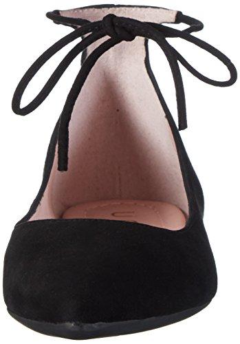 Unisa Ardua_Ks, Ballerines Femme Noir (Black)
