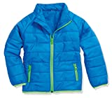 Playshoes Unisex Baby Steppjacke Jacke, Blau 7), 104
