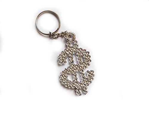 Schlüsselanhänger Dollarzeichen, Dollar Anhänger (Schlüsselanhänger Für Einen Dollar)
