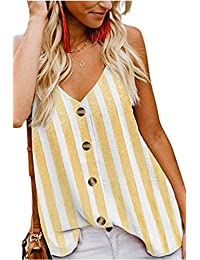 d52f100bd57 Women's Vest Tops: Amazon.co.uk
