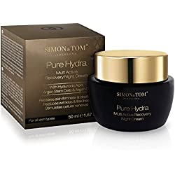 SIMON & TOM Pure Hydra Crema facial de noche 50ml