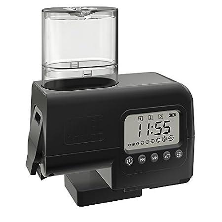 JUWEL Aquarium 89010 SmartFeed – Futterautomat, Einheitsgröße, schwarz