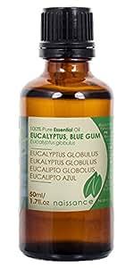 Olio di Eucalipto Globolus - Olio Essenziale Puro al 100% - 50ml