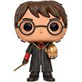 Funko - Figurine Harry Potter - Harry Potter Triwizard With Egg Exclu Pop 10cm - 0889698108652