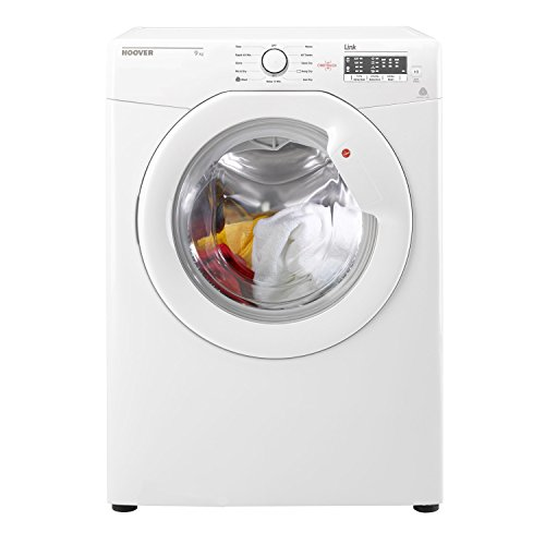 Hoover HLV9LG-80 9kg C Rated Sensor Vented Tumble Dryer in White