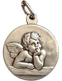 "Medaglia del Santo Angelo Custode "" Putto ""- Le Medaglie dei Santi Patroni"