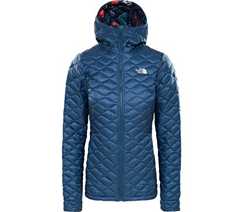 THE NORTH FACE Damen Jacke Thermoball Hooded Outdoor Jacket