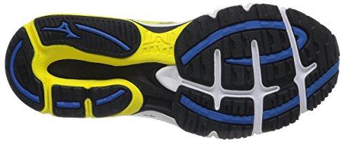 Mizuno, Wave Ultima 5, Scarpe sportive, uomo Bolt/Directoire Blue/Black