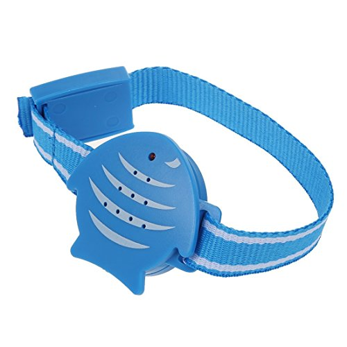 TOOGOO(R) Pulsera de seguridad para ninos Anti-perdida dispositivo de alarma para proteger...