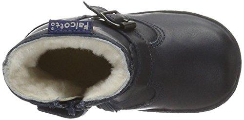 Naturino Falcotto 1213, Chaussures Marche Bébé Fille Bleu - Blau (Blau_9101)