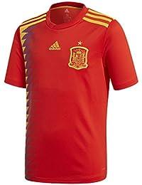 adidas Camiseta de la Selección Española de Fútbol para el Mundial 2018 c4aa2ace988a0