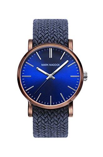Mark Maddox Herren-Armbanduhr HC2002-37